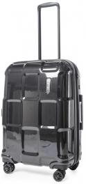 Легкий чемодан Epic Crate EX Solids (M) Black Metal 926103