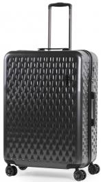 Пластиковый чемодан Rock Allure (L) Charcoal 927130