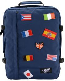 Сумка-рюкзак CabinZero CLASSIC FLAGS 44L/Navy Cz14-1205