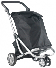 Сумка-тележка ShoppingCruiser 3 Wheels 47 Black 927303