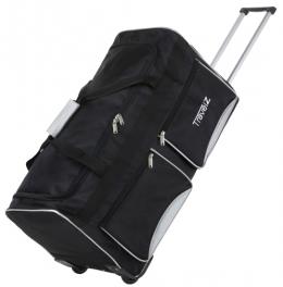 Сумка на колесах TravelZ Wheelbag 90 Black 927290