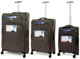 Комплект чемоданов IT Luggage Satin IT12-2225-08-3N-S755