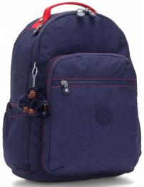 Рюкзак для ноутбука 15'' Kipling BTS Polish Blue C K21316_58P