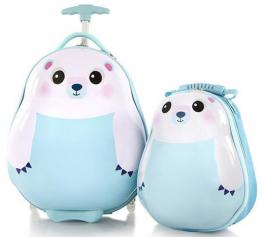 Детский чемодан и рюкзак Heys TRAVEL TOTS He13030-3201-00