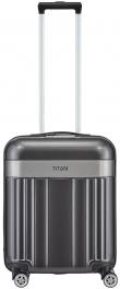 Легкий пластиковый чемодан Titan Spotlight Flash Ti831406-04