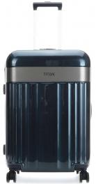 Легкий пластиковый чемодан Titan Spotlight Flash Ti831404-22