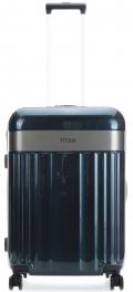 Легкий пластиковый чемодан Titan Spotlight Flash Ti831405-22