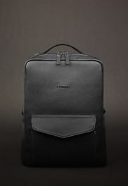 Кожаный женский рюкзак Blanknote Cooper BN-BAG-19-NOIR