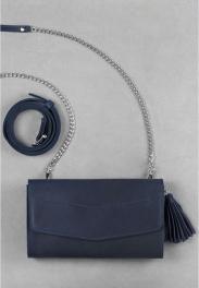 Кожаная сумка на пояс Blanknote Элис BN-BAG-7-NN