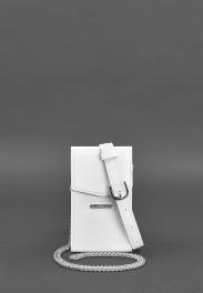 Кожаная сумка на пояс Blanknote Mini BN-BAG-38-1-LIGHT