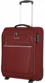 Легкий чемодан ручная кладь Travelite Cabin TL090237-70