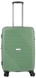 Чемодан из полипропилена CarryOn Transport (M) Olive 927739