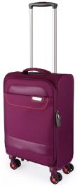 Легкий чемодан March Tourer 2603;22 фиолетовый