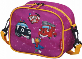 Детская дорожная сумка Travelite HEROES OF THE CITY TL081684-17