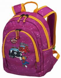 Детский рюкзак Travelite HEROES OF THE CITY TL081686-17