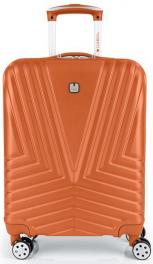 Пластиковый чемодан Gabol Atlanta (S) Orange 927992