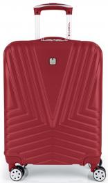 Пластиковый чемодан Gabol Atlanta (S) Red 927994