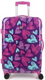 Пластиковый чемодан Gabol Dream (M) 927974