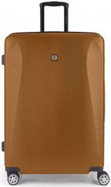Пластиковый чемодан Gabol Miami (L) Camel 927989