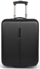Легкий пластиковый чемодан Gabol Paradise (XS) Black 927996