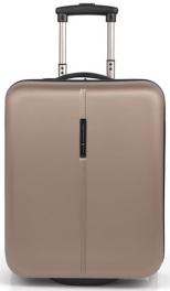 Легкий пластиковый чемодан Gabol Paradise (XS) Beige 928007