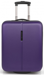 Легкий пластиковый чемодан Gabol Paradise (XS) Purple 928004