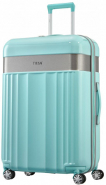 Легкий пластиковый чемодан Titan Spotlight Flash Ti836404-81