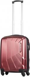 Пластиковый чемодан Carlton PADDINGTON PADDINDT55;RED