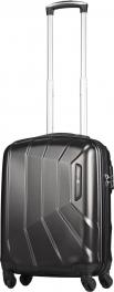 Пластиковый чемодан Carlton PADDINGTON PADDINDT55;BLK