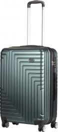 Пластиковый чемодан Carlton Zigzag ZIGZAGTD68;GN