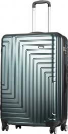 Пластиковый чемодан Carlton Zigzag ZIGZAGTD79;GN