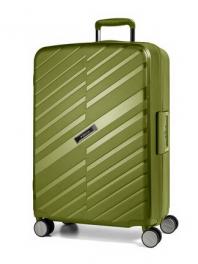 Большой чемодан на защелках March Bon Voyage 6001;23