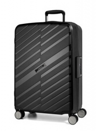 Большой чемодан на защелках March Bon Voyage 6001;07