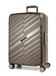 Большой чемодан на защелках March Bon Voyage 6001;86