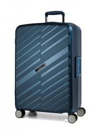 Большой чемодан на защелках March Bon Voyage 6001;74