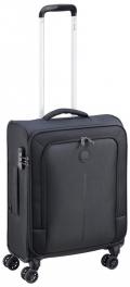 Легкий чемодан Delsey CARACAS 3907803 black