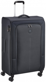 Легкий чемодан Delsey CARACAS 3907821 black