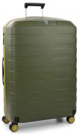 Легкий пластиковый чемодан Roncato BOX Young 5541;4757