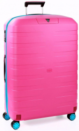 Легкий пластиковый чемодан Roncato BOX Young 5541;1819
