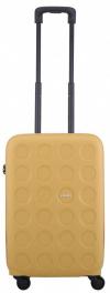 Желтый чемодан из полипропилена Lojel Vita 18 Lj-PP10-2S_Y