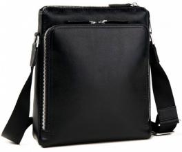 Деловая мужская сумка через плечо Tiding Bag M664-1A