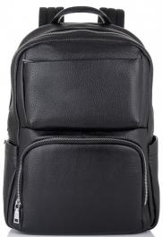 Мужской кожаный рюкзак для ноутбука 14'' Tiding Bag B3-154A