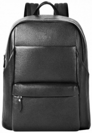 Мужской кожаный рюкзак Tiding Bag B3-161A