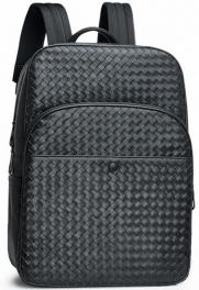 Мужской кожаный рюкзак Tiding Bag B3-8603A