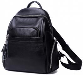 Женский кожаный рюкзак Olivia Leather NWBP27-7757A-BP