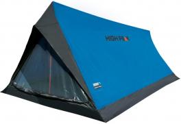Двухместная палатка High Peak Minilite 2 Blue/Grey 10157