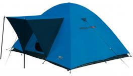 Трехместная палатка High Peak Texel 3 Blue/Grey 10175