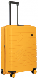 Желтый чемодан из полипропилена Bric's Ulisse B1Y08427;171